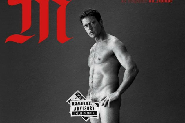 Rocco Siffredi nudo in copertina, i lettori di 'Le Mond':