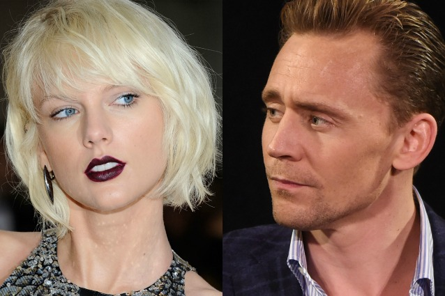Taylor Swift dimentica Calvin Harris: Tom Hiddleston è il nuovo fidanzato