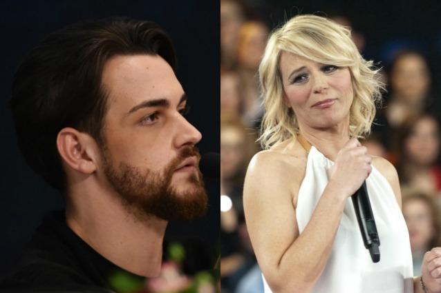 Amici news, Valerio Scanu: parole durissime contro Maria De Filippi
