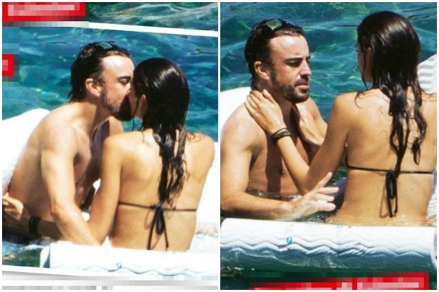Fernando Alonso e Linda Morselli, lo scoop che conferma il gossip