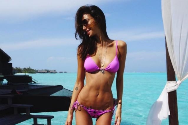 Risultati immagini per chiara biasi maldive