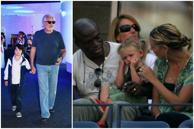 Flavio Briatore e la figlia avuta con Heidi Klum…