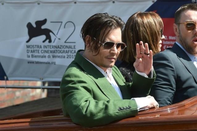 Venezia, in vendita il palazzo sul Canal Grande di Johnny Depp