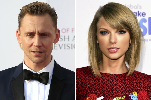Taylor Swift e Tom Hiddleston al concerto di Selena Gomez