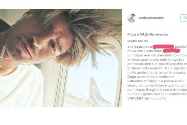Andrea Damante, la storia con Giulia regge ancora?
