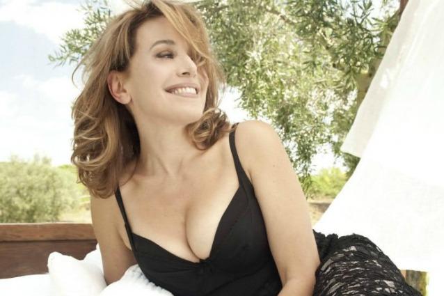 Barbara D'Urso hot: