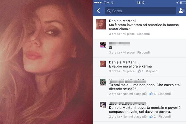 Daniela Martani: Dichiarazione Choc sul Terremoto di Amatrice