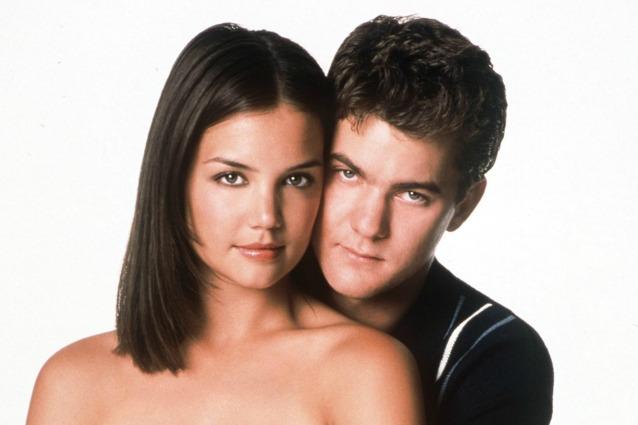 Dawson's Creek: Katie Holmes e Joshua Jackson innamorati 10 anni dopo