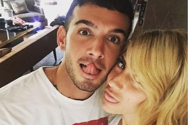 Paola Caruso ha bloccato Lucas Peracchi sui social