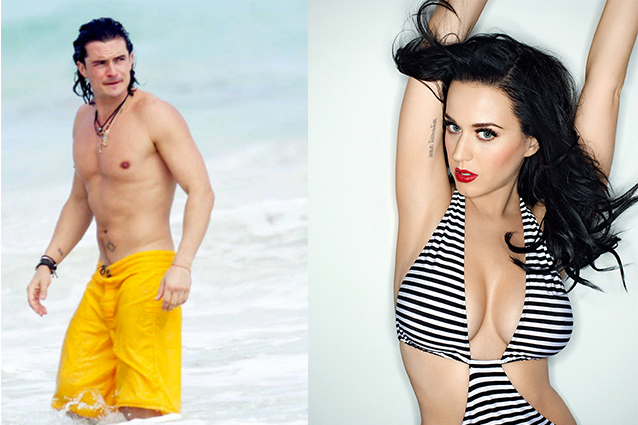 Orlando Bloom completamente nud0 in Sardegna