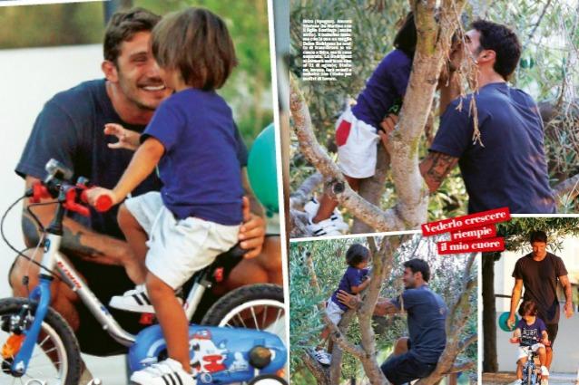 Andrea Iannone e Belen Rodriguez festeggiano il Moto Gp e cos'altro?