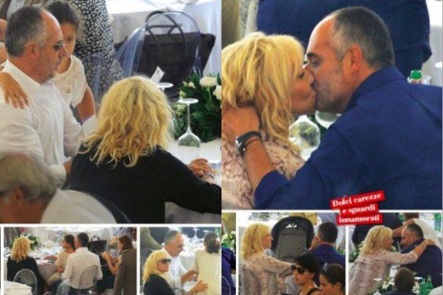 Antonella Clerici, primo bacio con Vittorio Garrone