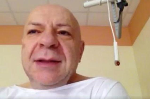 Mauro Coruzzi 'Platinette' ricoverato in ospedale Metterò un altro palloncino gastrico