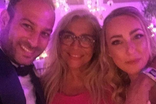 Cristel Carrisi sposa Davor Luksic