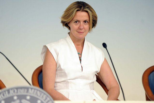 Beatrice Lorenzin sposa a Capri