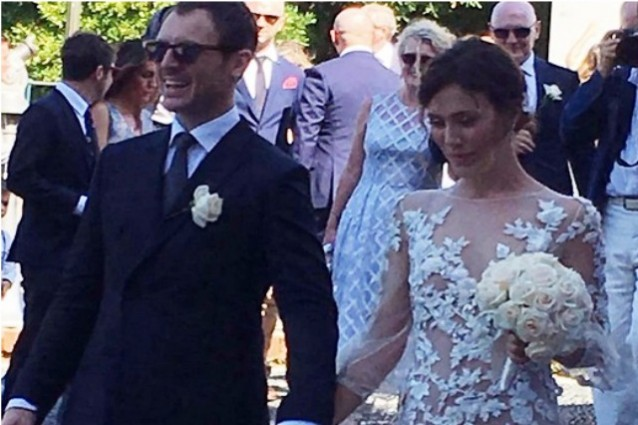 Gabriella Pession si è sposata con Richard Flood a Portofino