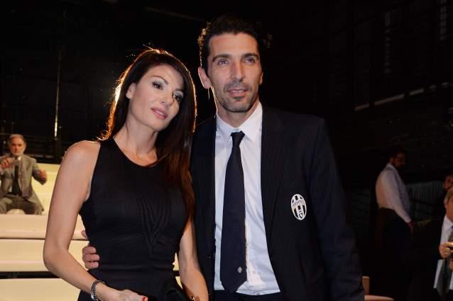 Gigi Buffon Per stare con Ilaria siamo dovuti passare da sofferenze inevitabili