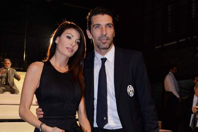Gigi Buffon innamorato: