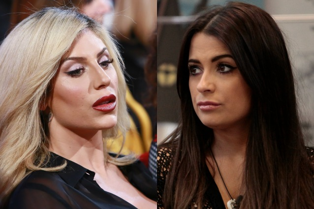 GF VIP, Alessia Macari e Stefano Bettarini cambiano idea su Valeria Marini