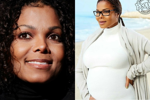 Janet Jackson incinta a 50 anni