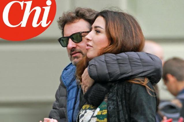 Leonardo Pieraccioni, innamorato di Irene Balestra