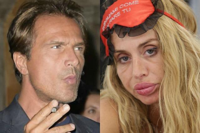 Grande Fratello Vip, Valeria Marini in bagno con Bettarini: devo fare l'amore