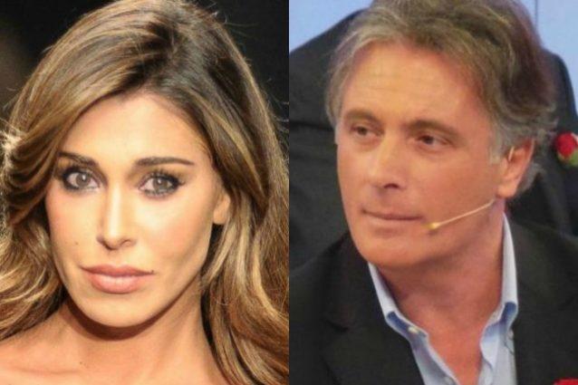 Giorgio Manetti critica Belén Rodriguez Non puoi permetterti di snobbare il pubblico