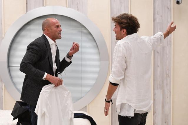Gf Vip, Gabriele Rossi è il quarto finalista
