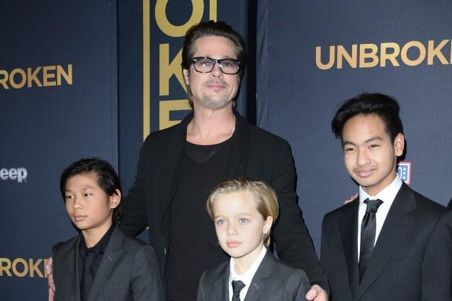 Chiusa l'indagine ai danni di Brad Pitt l'FBI