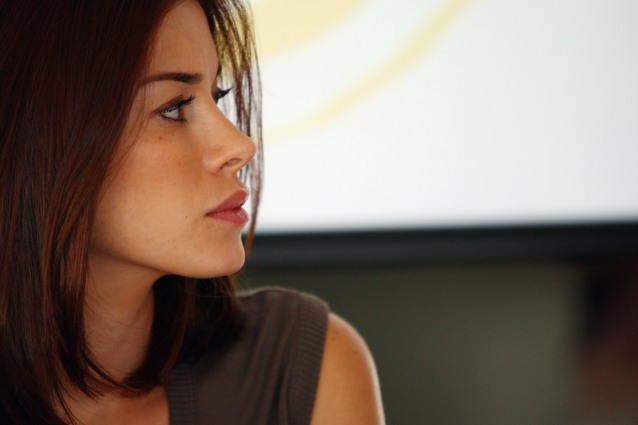 Aida Yespica, Silvia Toffanin: