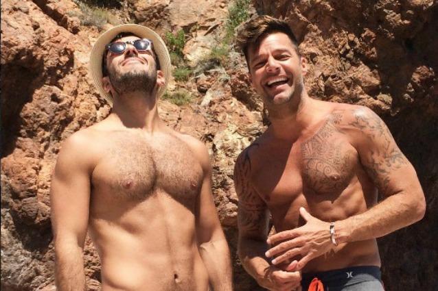 Ricky Martin si sposa, matrimonio con Jwan Yosef