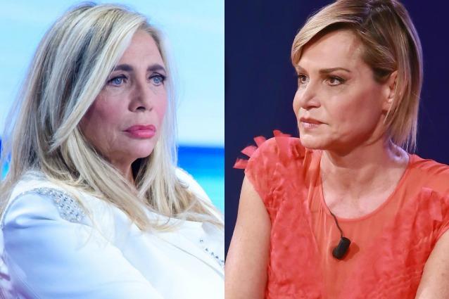 Mara Venier vs Simona Ventura: