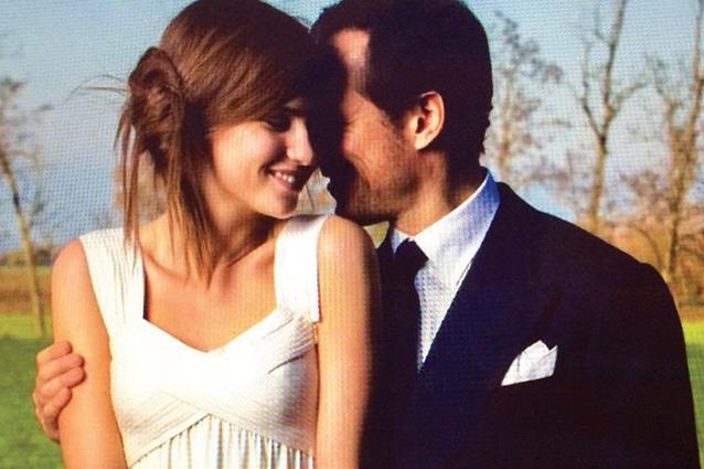 Annuncio di Stefano Accorsi e Bianca Vitali: Siamo in dolce attesa