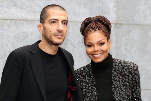 Janet Jackson mamma a 50 anni, è nato Eissa