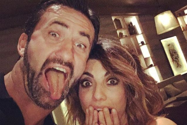 Samanta Togni e Christian Panucci fidanzati