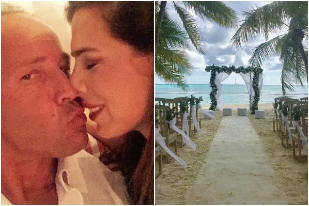 Veronica Maya si è sposata