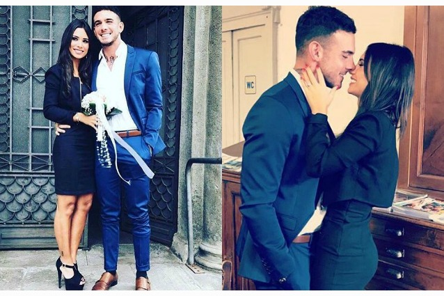 Gossip Uomini e Donne, Lucas Peracchi si è sposato in segreto