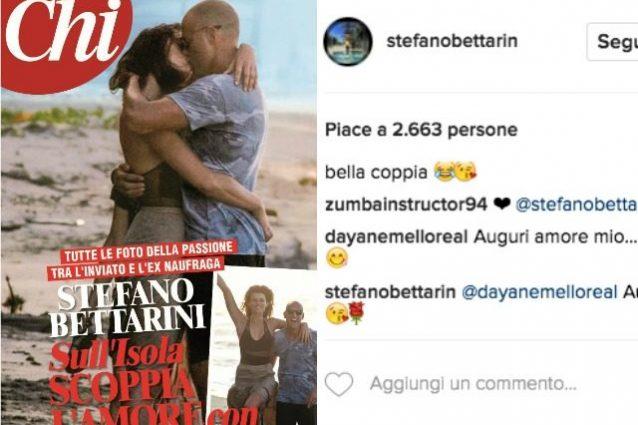 Isola dei Famosi: l'ex fidanzata di Marcaccini pubblica conversazione privata