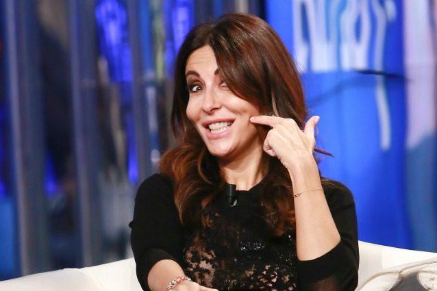 Sabrina Ferilli smentisce di essere incinta