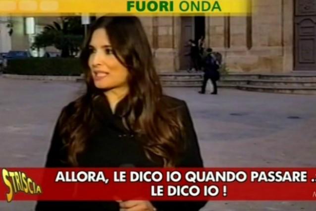 """Quando Alessandra Borgia disse: """"Non cerco lo scoop ad ogni costo"""""""