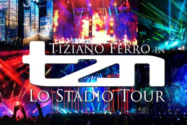 Tiziano Ferro - Lo Stadio su Rai1 il 30 dicembre