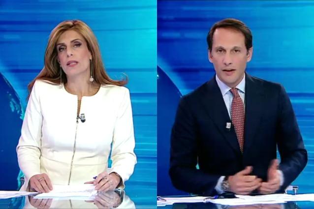 Tg5, la giornalista Cristina Bianchino ha un malore in diretta