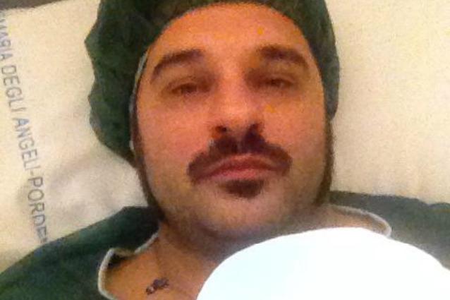Tragico incidente per Mauro Marin: perde due dita con una motosega
