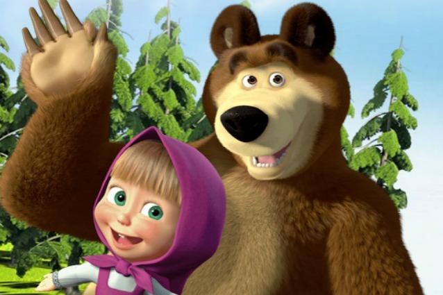 Masha e orso torna con la terza stagione dall febbraio