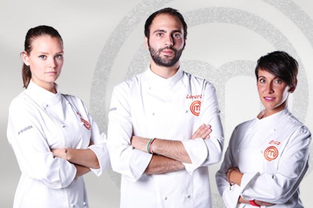 Stasera Semifinale Masterchef per Alida, Erica, Lorenzo e Maradona