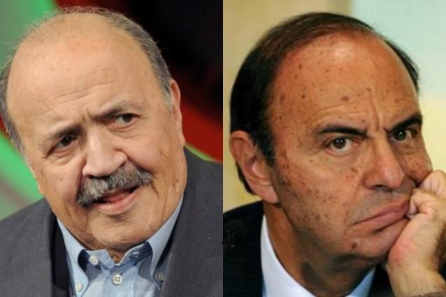 Maurizio Costanzo attacca Bruno Vespa