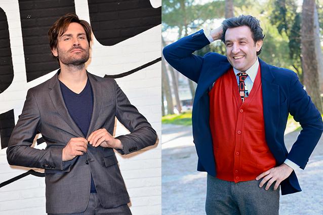 Flavio Insinna e Federico Russo racconteranno gli Eurovision 2016 agli italiani