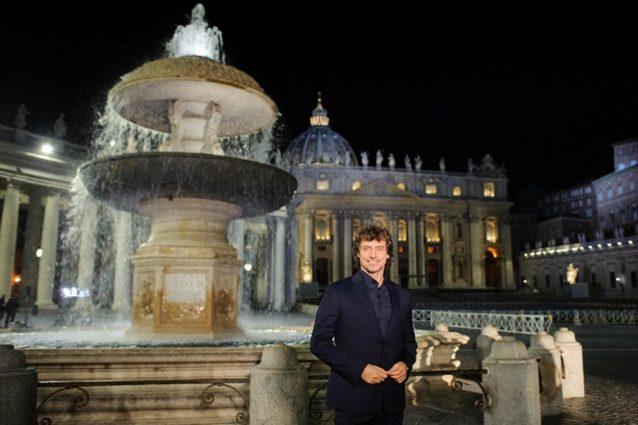 """Alberto Angela regna negli ascolti e sfiora 6 milioni con """"Stanotte a San Pietro"""""""