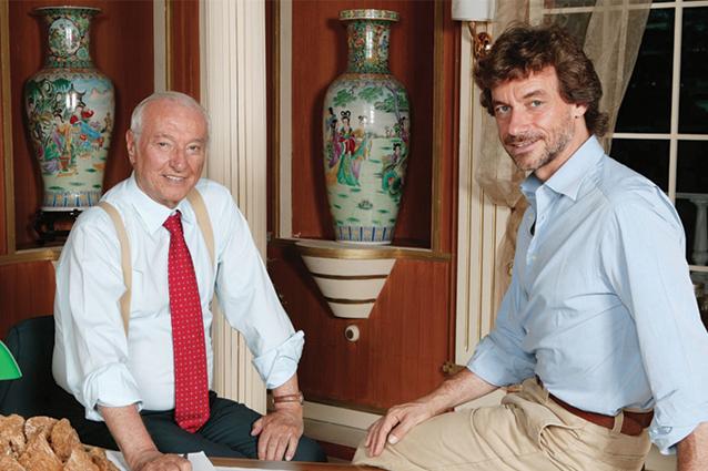 """Alberto Angela è il nuovo eroe della tv: """"Mio padre Piero mi ha insegnato l'umiltà"""""""