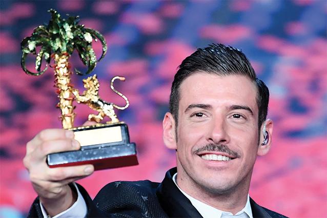 La finale del Festival di Sanremo 2017 sale al 58.4% con 12 milioni di spettatori